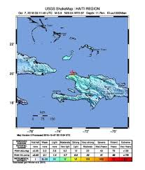 Terremoto di magnitudo 5.9 ad Haiti, almeno 10 vittime ...