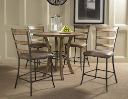 hillsdale charleston round counter height table ctb
