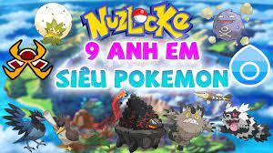Thử thách Nuzlocke - Tập 4 và Tập 5 - Đại tập hợp - Pokemon Sword Shield -  YouTube trong 2021 | Pokemon, Youtube, Thử thách