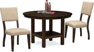 Round Dining Table For 2 Modern Round Dining Room Sets Dining Table