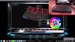 How To Change Light Color On Alienware Laptop Alienware M14x Alienfx Feature Configure The Leds