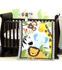 safari baby nursery bedding sets fabulous jungle bedtime originals buds 3 crib set animal