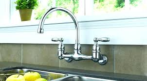 kitchen faucets wall mount wall sink faucet wall mount kitchen sink faucet installation types best reviews