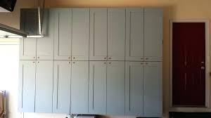basement storage cabinets building cabinet large image for of garage shelves with doors diy closet