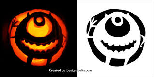 Easy Pumpkin Carving Patterns Delectable 48 Easy Halloween Pumpkin Carving Stencils Patterns Printables