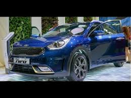 2018 kia hybrid suv. wonderful 2018 super nice 2018 kia niro hybrid facelift bsegment suv debuts at singapore  motor show on kia hybrid suv n