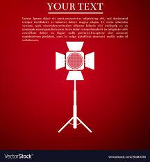 Spotlight Graphic Design Movie Spotlight Icon Light Effect Scene Studio