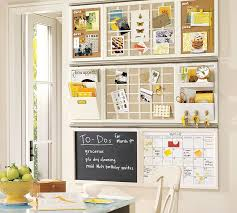 Office wall organization ideas Innovative Medicinafetalinfo Build Your Own Daily System Components Creamy White Pottery Barn