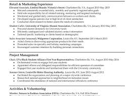 Unique Resume Template Fashion Brand Manager Sample Resume Good