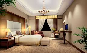 Main Bedroom Decorating Tips To Have The Nice U Shaped Bedroom