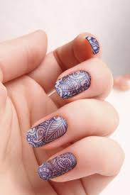 67 best Henna nails images on Pinterest   Henna nails, Nail ...
