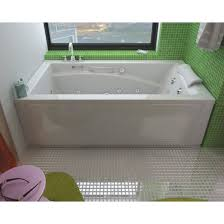 maax optik 60 x32x21 acrylic bathtub alcove installation