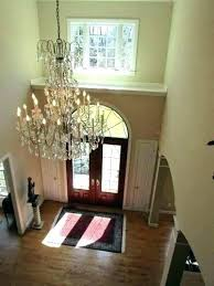 what size chandelier for entry foyer chandelier for foyer medium size of modern foyer lighting ideas