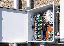 pulling it all together strategies for making common connections in Solar Power Wiring Diagram monitoring homerun combiner box designed by blue oak pv products and draker laboratories