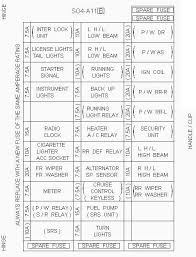 acura 1 6 el fuse box diagram acura wiring diagrams online