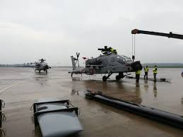 First Batch Of 4 Apache Helicopters Arrive In India India News