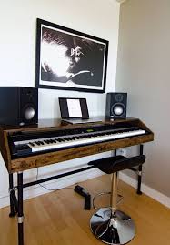 93 best keyboard stands images on woodwork digital piano and keyboard