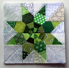 Paper Piecing Patterns Free Best Free Paper Piecing Patterns WOMBAT QUILTS