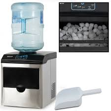Cube Ice Maker Igloo Portable Countertop Ice Maker Ice102 Red Walmartcom