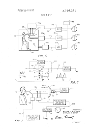 Patent us3726271 spirometer with automatic electronic zeroing drawing automatic relay switch electromag ic relay working mechanical electrical