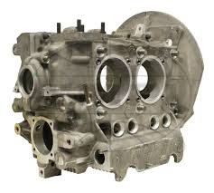 vw air cooled engine vw air cooled bug buggy new universal engine case magnesium alloy 043 101 o25