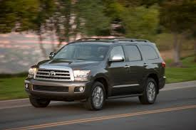 2014 Toyota Sequoia Overview | Cars.com