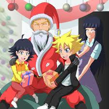 Naruto X Hinata Christmas (Page 1) - Line.17QQ.com