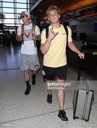 jake and logan paul photoshoot. Fine Photoshoot Jake Paul And Logan Are Seen On August 7 2018 In Los Angeles CA To And Photoshoot E
