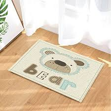 Amazon HiSoho Bear Doll Toy With Small Eyes Bath Rugs For Magnificent Bear In Hing Reng