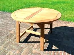 round wooden garden tables round wooden outdoor table full size of modern tables garden furniture wood