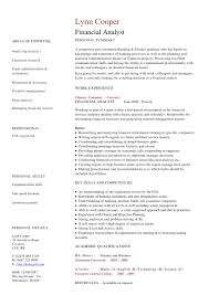 Excellent Resume Template 24 Best Finance Resume Sample Templates Wisestep