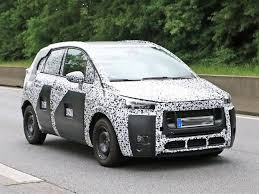 new car launches expectedExpected 2017 launch of the new Peugeot 2008 road test spy photos