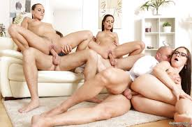 Porno photo of swingers orgy