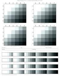 Color Laser Printer Test Page Bestlink