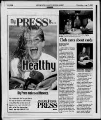 Asbury Park Press from Asbury Park, New Jersey on August 27, 2003 ...