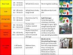 What Is A Fresh Wind An Explanation Of Wind Speeds And The