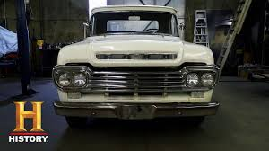 American Restoration Lights Out American Restoration Bodies 59 Ford F100 History