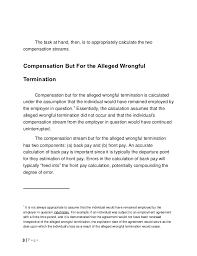 How To Write A Termination Letter To An Employer Sample Grievance Letter to Employer for Wrongful Termination 80