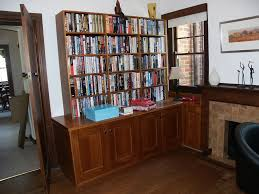 office wall units. STAINED TAS OAK BOOK SHELVES Office Wall Units C