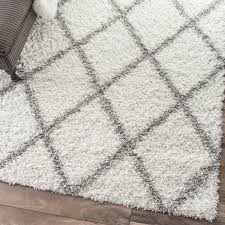 off white area rug. Dressing Room: Bohman Off-White Area Rug Off White N