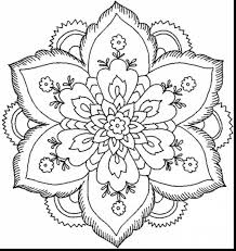 incredible intricate mandala coloring pages with mandala coloring ...