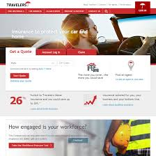 travelers car insurance travelers website