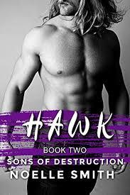 Hawk (Sons of Destruction #2) by Noelle Smith