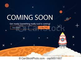 Coming Soon Website Template Coming Soon Landing Page Design Coming Soon Page For A New Website We Are Launching Soon Illustration