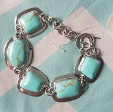 turquoise jewelry 925 authentic turquoise bracelet from mexico