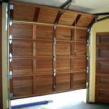 homemade garage door build garage door garage doors building garage door header build plans garage door homemade garage door