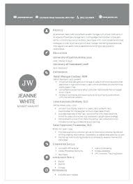 Free Resume Templates For Word Modern Modern Resume Template Word Modern Word Resume Template White By
