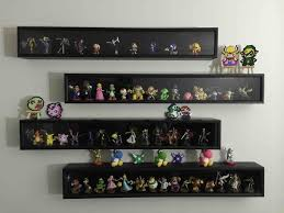 dearborn office display case. took advantage of the michaels sale this is result amiibo display dearborn office case