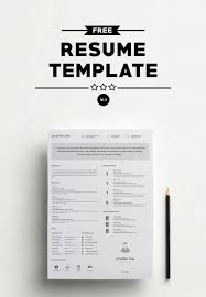 Resume Template Ai 100 Best Clean Useful CV Resume Templates DecoloreNet 47