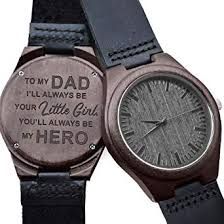 end wooden watch for men natural wooden groomsmen watch for husband son natural ebony customized